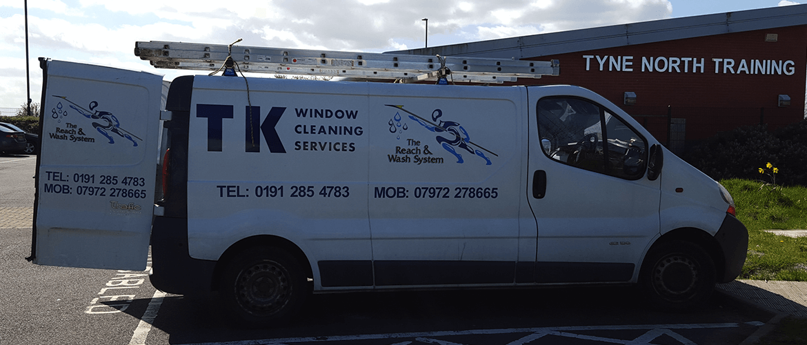 Window Cleaning Image 1